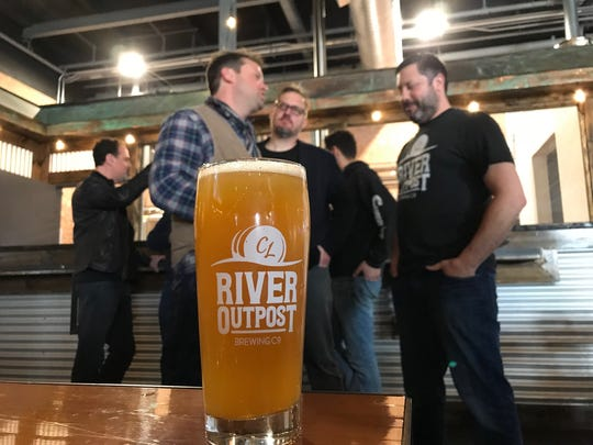 River Outpost in Peekskill held its official grand opening April 7, 2018.