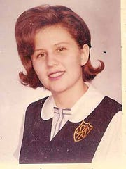 Connie Nappi graduated as valedictorian at then-Seton