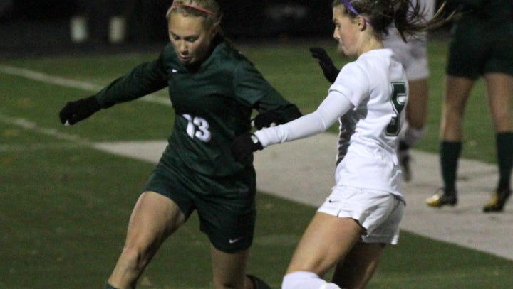 Rams fall to Lake Catholic in state semifinals 1-0