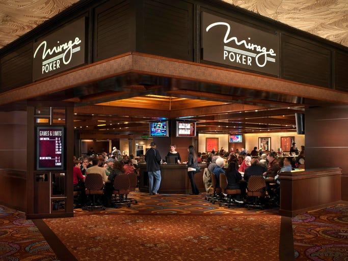 Vegas casino table minimums