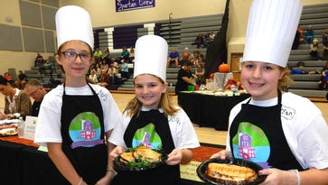Young Achievers: SPS Farm to School Junior Chef competition awards creativity