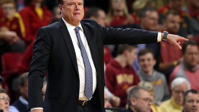 Bill Self and Kansas basketball will play a pair of games at the Fort Myers Tip-Off on Nov. 26-27 at Suncoast Credit Union Arena in Fort Myers, Fla., beginning with a high-profile showdown against Gonzaga on Thanksgiving.