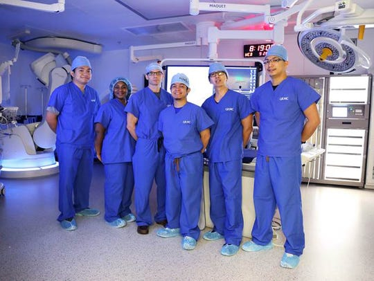The GRMC Cath Lab team is back to full strength. The