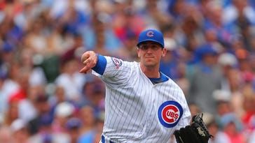 Cardinals stave off no-hitter, still fall to Cubs