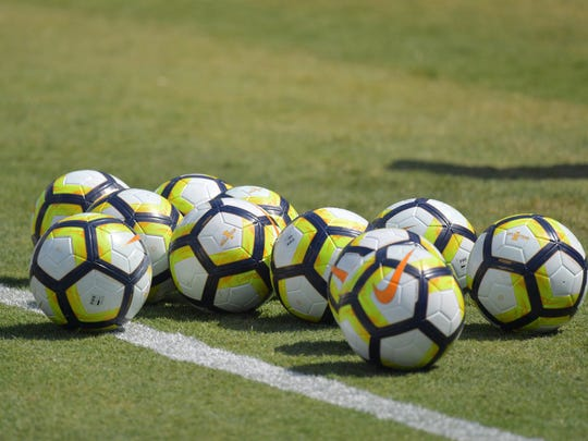 A youth soccer coach admitted sexually assaulting a young boy on several occasions over the course of a two-month period in 2017 and was immediately sentenced by an Indio judge to eight years in state prison, prosecutors said Monday.