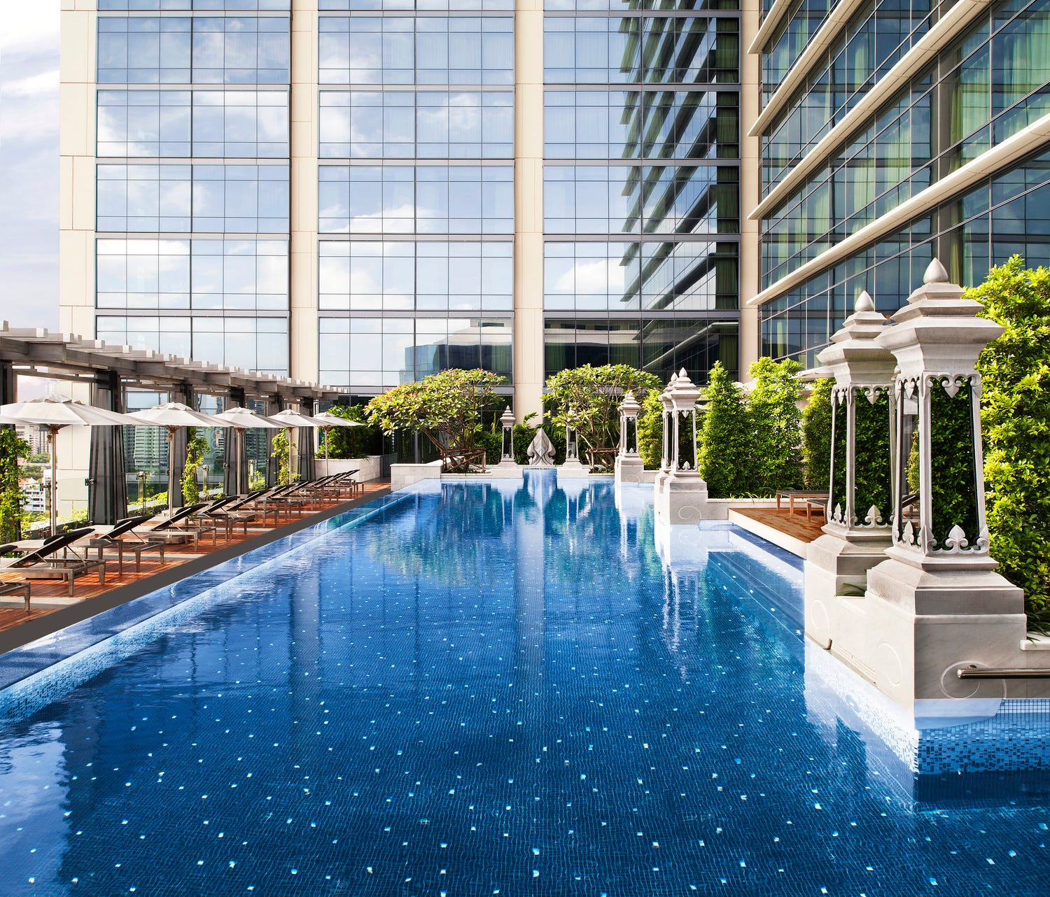 The St. Regis Bangkok is a new addition to the Forbes Five-Star hotel list.
