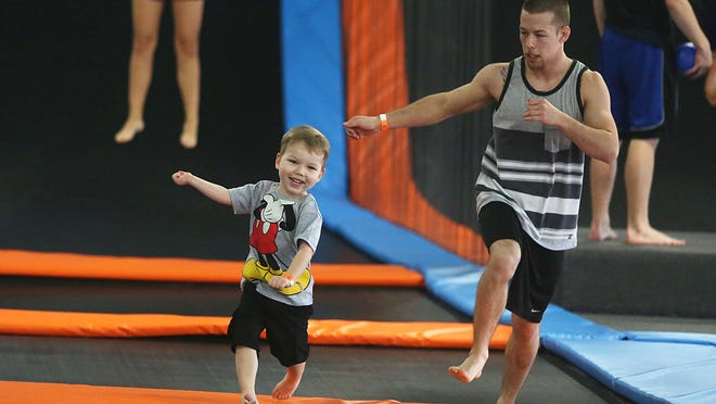 Get Air is for all ages.