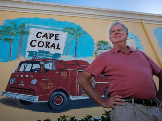 Chris Schroder wanted to create a giving fund at the Cape Coral Community Foundation so that his many years of volunteering with the historical society could continue to support those efforts of preserving the history of the city he loves so much.