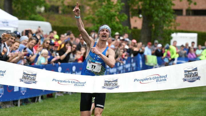 Vermont City Marathon: Andrews runs second-fastest time in race history