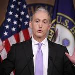 Trey Gowdy skips political analysis of Benghazi