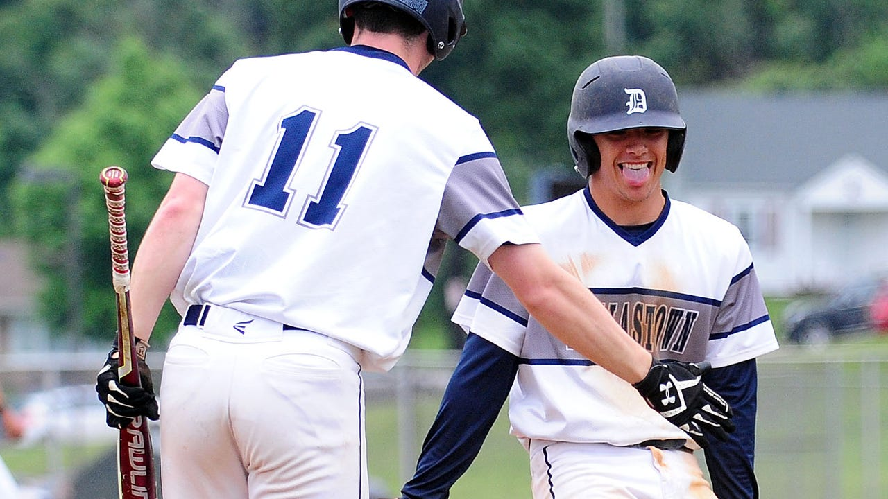 Watch: Bryant Holtzapple holds down fort for Dallastown