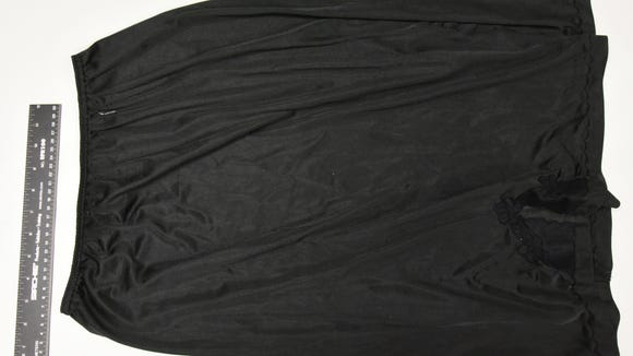 Woman's undergarment from case