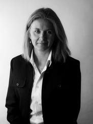 Marjolyn van der Hart, an artist in Toronto, will be