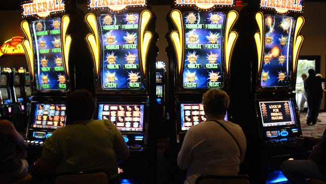 Slot machines are a popular draw to the Seminole Casino in Immokalee. However, you won't be seeing them soon anywhere in Lee County thanks to a ruling by the Florida Supreme Court. News-Press file photo