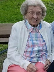 Doris Folejewski, 102, of Binghamton, died July 10.