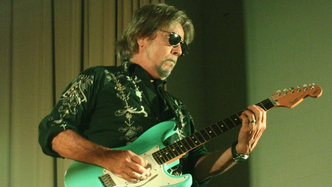 Rick Benick will perform with Roadmaster Feb. 25 at the Rathskeller.
