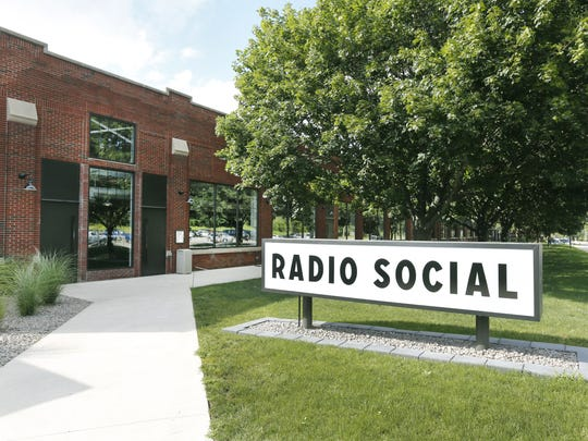 The Radio Social building once housed a radio factory.