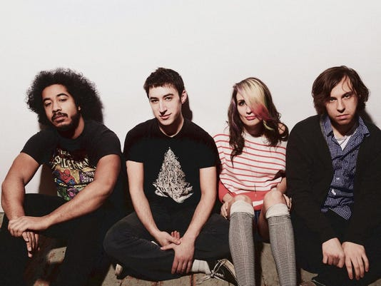 Speedy Ortiz main press photo by Shervin Lainez 5