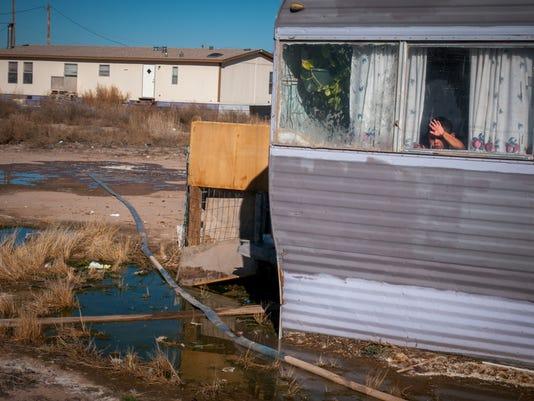 Jett Loe Photos of 2015 - Sewage Problems