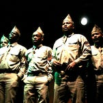 "ASU is bringing the off-Broadway play ""Black Angels over Tuskegee"" to campus for performances for senior athletes and military members."