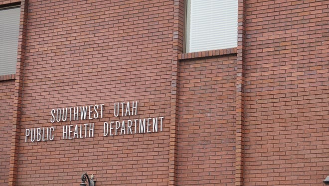 The offices of the Southwest Utah Public Health Department.