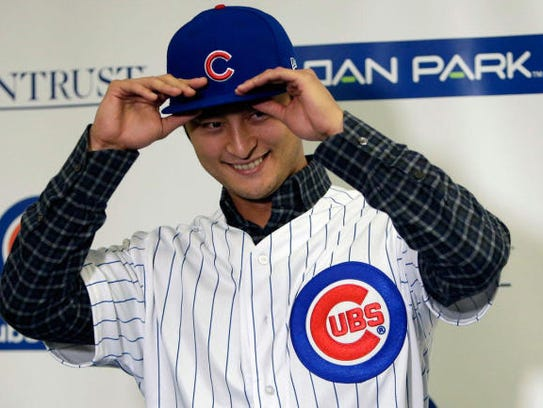 Yu Darvish was the biggest offseason signing of the