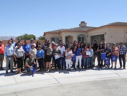 The Coachella Valley Housing Coalition's Mutual Self-Help