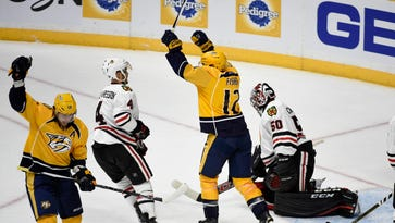 Predators Podcast: Real hockey, back to backs and what makes Nashville great