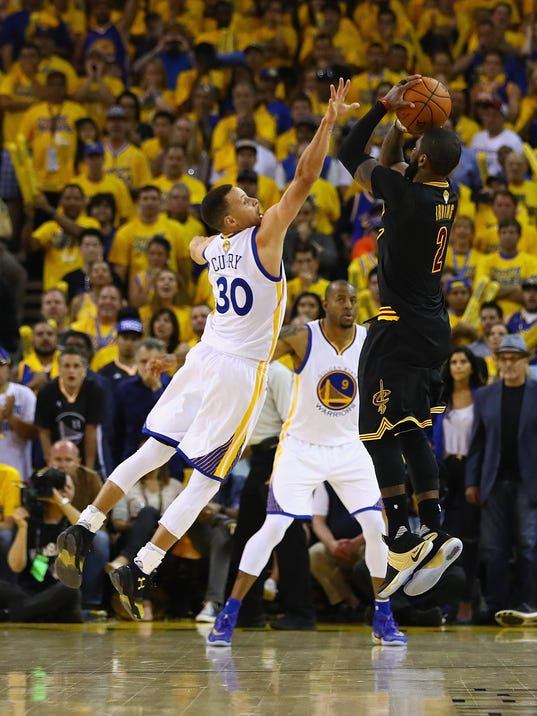How the finals validated Kyrie Irving - On Cue Sports