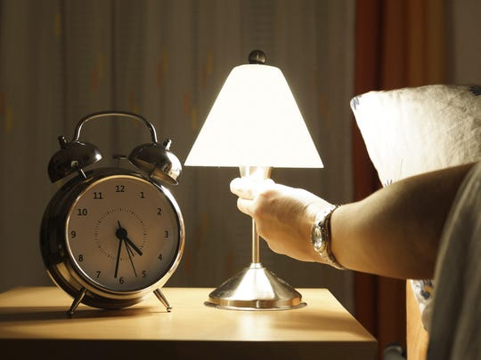 BernardaSv,  Getty Images/iStockphoto Many people with sleep disorders have trouble falling asleep, or their sleep is interrupted. get out of bed in the middle of the night