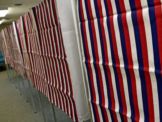 The midterm primary election in Pennsylvania's 13th Congressional District features seven Republicans and one Democrat.