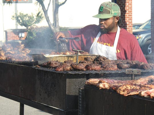 The sweet smoky smell of barbecue will blanket downtown Brighton Friday and Saturday as the annual Smokin' Jazz & Barbecue Blues Festival enters its 13th year.
