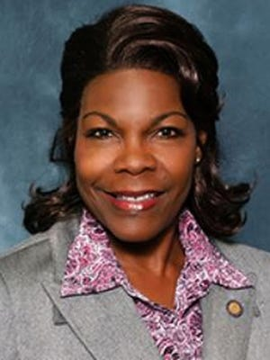 Florida state Sen. Audrey Gibson, a Jacksonville Democrat, has been in the state Senate since 2011.