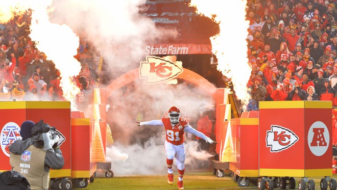 Veteran Kansas City Chiefs linebacker and Teaneck native Tamba Hali will return to North Jersey on Sunday to play against the New York Giants at MetLife Stadium in East Rutherford, NJ.