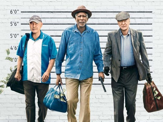 """Going In Style"" stars Alan Arkin, Morgan Freeman and Michael Caine."