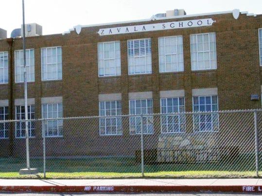An EPISD plan mentions Zavala Elementary School, 51 N. Hammett, for possible closure.