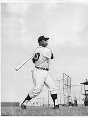 Willie Horton, before he wore No. 23.