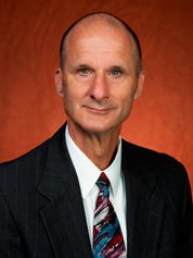 Gary Ostrander serves as FSU's vice president of research.