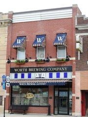 Worth Brewing in Northwood is one of the smallest breweries in the state with the capacity to brew less than one keg at a time. One of several growing breweries in small towns in Iowa, Worth Brewing is moving into a larger space next year.