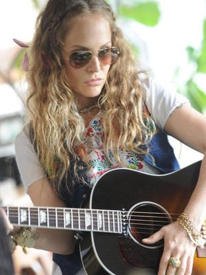 "Cassidy Catanzaro, who once fronted Antigone Rising and now leads Cassidy and the Music, will perform what she refers to as a ""socially responsible"" dance party on Aug. 14."