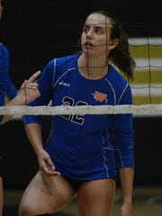 Six-foot sophomore outside hitter Katie Fleck has made an immediate impact for the Westlake girls volleyball team.