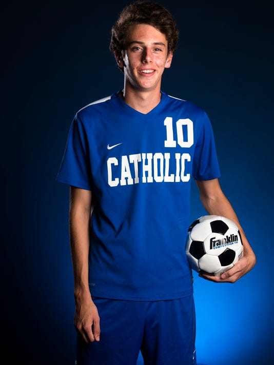 All Metro Catholic's Ethan Ronan 06
