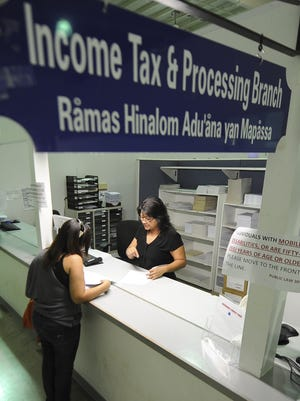 Federal authorities are warning Guam taxpayers that if they submit a fraudulent tax return, they'll face serious criminal consequences.