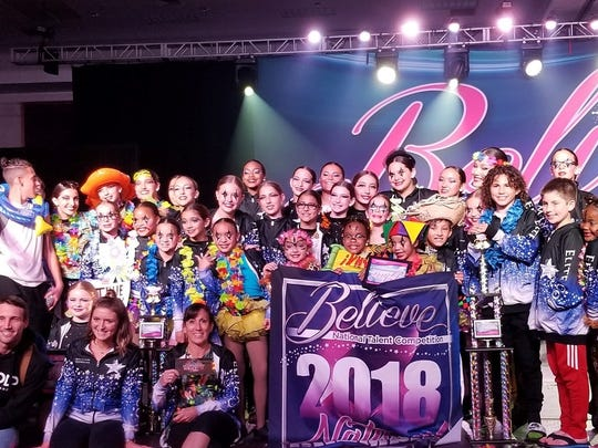 True Crew won the national championship at Believe in Talent in Fort Lauderdale.