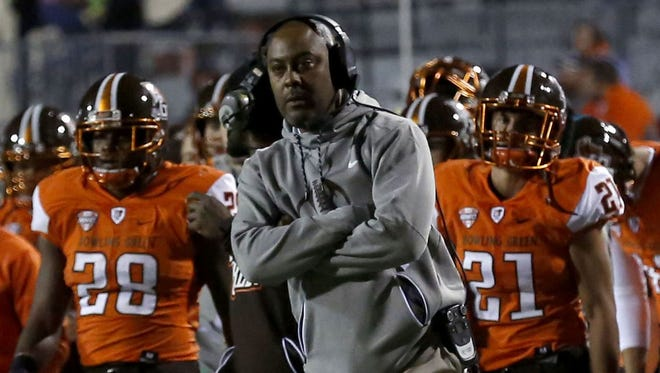 Mike Jinks is in his second season as head coach at Bowling Green