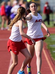Oak Harbor track and field
