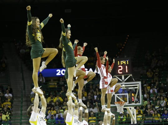 cheerleading should be considered a competitive sport today Cheerleading is recreational activity and sometimes competitive sport involving  cheerleading can be  today, this activity is even considered as a separate.