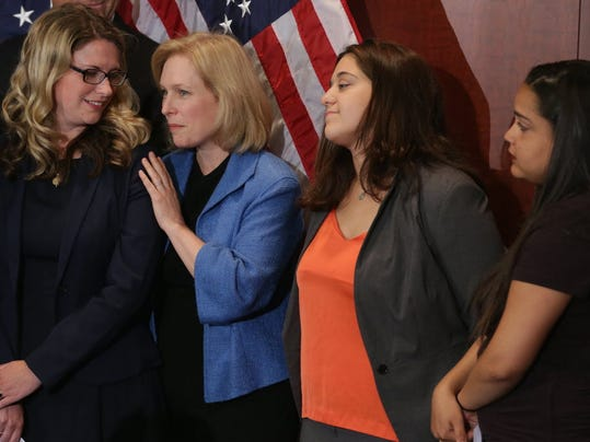 AnnieWithGillibrand