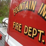 Fountain Inn will receive a five percent increase in funding for the Fire Department services it provides to a five-mile portion of Laurens County.