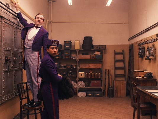 Review: 'The Grand Budapest Hotel'